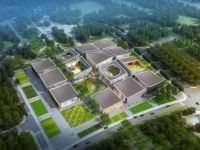 北京世界园艺博览会生活体验馆项目BIM应用