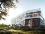 加拿大第一座零碳、最大规模的木质高教建筑
