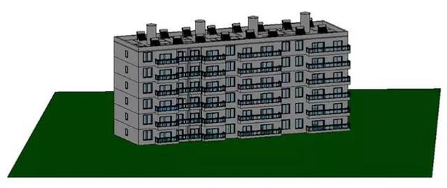 BIM技术在建筑节能改造领域的应用