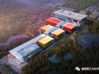 湖南广播电视节目生产基地项目BIM应用案例