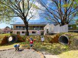 日比野新作:日本宫崎市MRN幼儿保育园