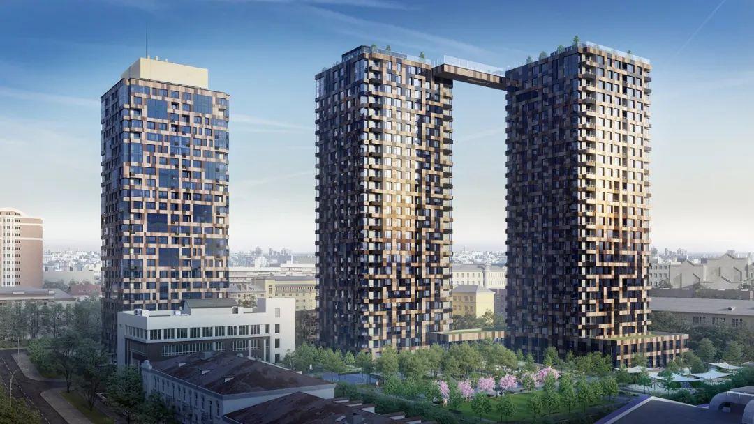居住建筑设计图片1