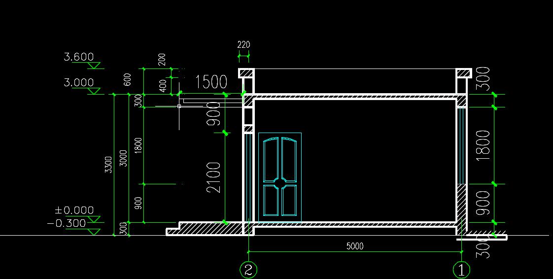 悬挑板锚固到圈梁上怎么建模