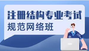2020年注册结构规范精讲(网络直播+视频赠送+答疑)