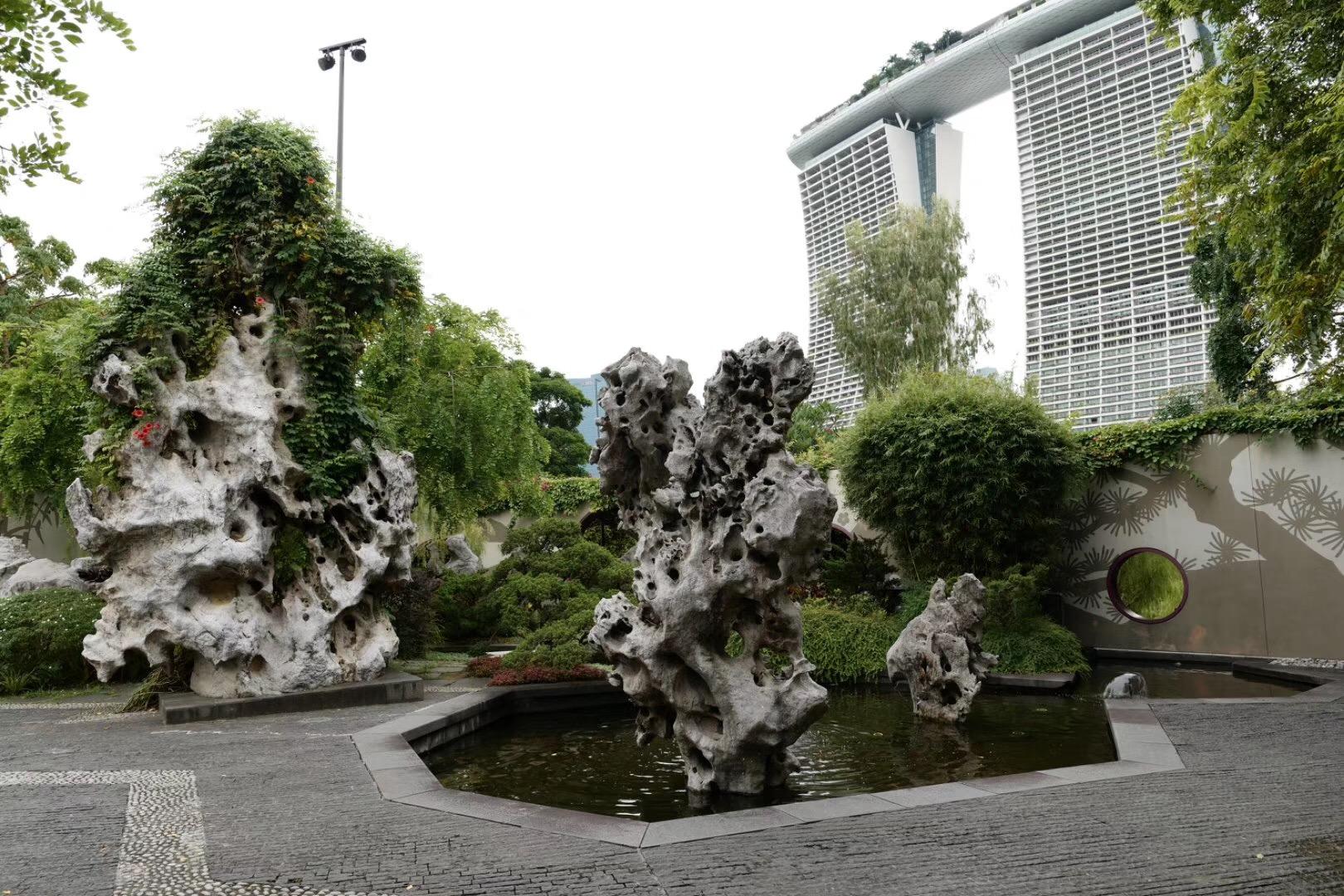 园林景观原创精选图片1