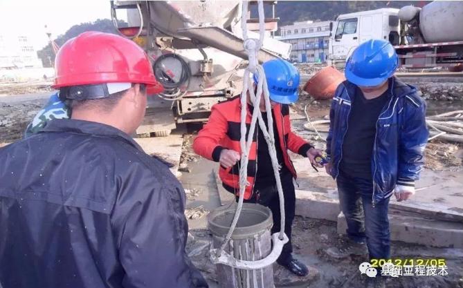冲击钻钻孔灌注桩施工工艺流程图解,不懂的快来看!