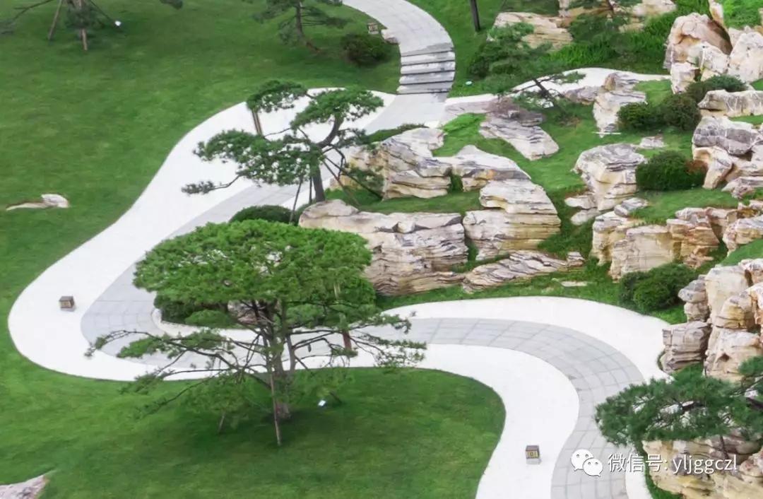 园林景观施工图片3