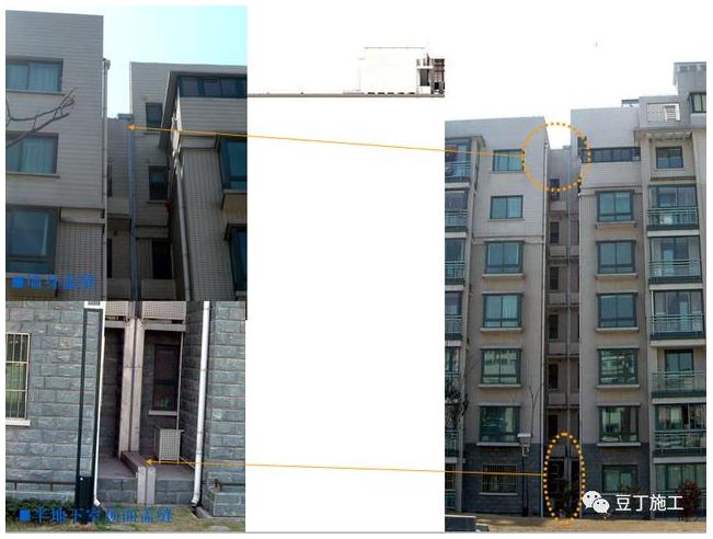 建筑内外墙、地面、屋面常见变形缝构造做法汇总