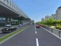 济阳路(卢浦大桥~闵行区界)快速化改建工程BIM技术应用