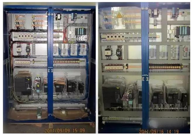 【电气学院】电气柜成套安装实例图解 ,值得收藏!