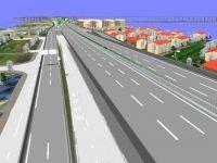 S26公路入城段(G15~嘉闵高架路)新建工程BIM技术应用
