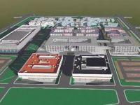 雄安市民服务中心项目BIM应用