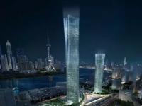 上海北外滩白玉兰广场应用BIM技术实现钢平台标准化