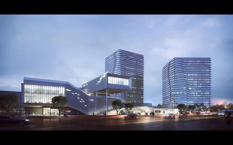 建筑效果图图片1