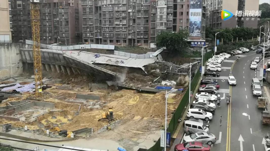 2 天发生两起深基坑坍塌事故,3 人殒命,深基坑安全管理怎么做?
