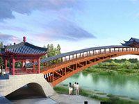 中冶天工集团用BIM技术 助力世界单跨最长木拱桥建设