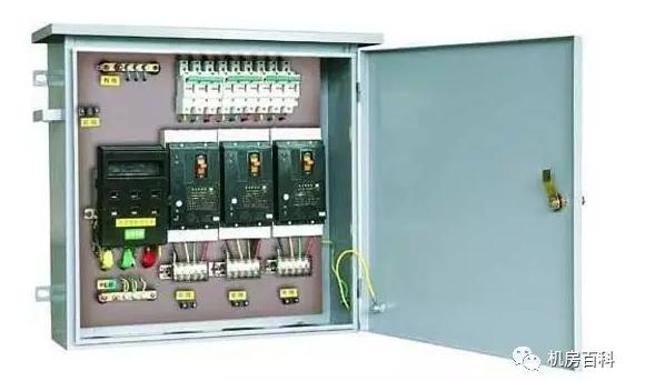 【电气学院】超赞!配电箱的内部结构解析大全,一看就懂!