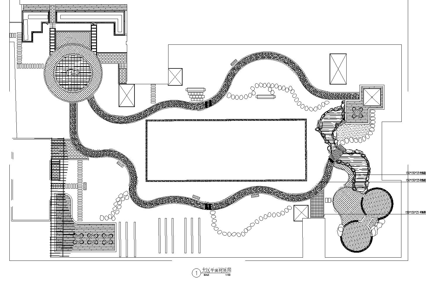 园林施工图图片3