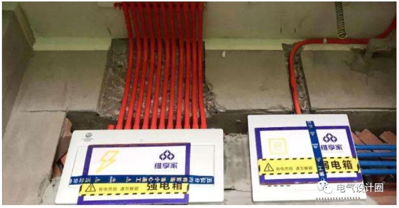 建筑电气工程中的强电施工与设计方法分析,干货收藏!