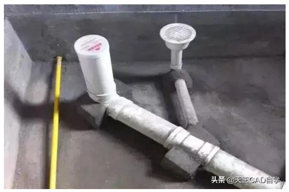 给排水 CAD 图纸怎么看?师傅总结识图诀窍!