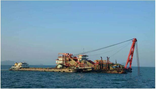 """近 3 亿吨""""合法""""海砂即将流入市场!工程质量如何保障?"""