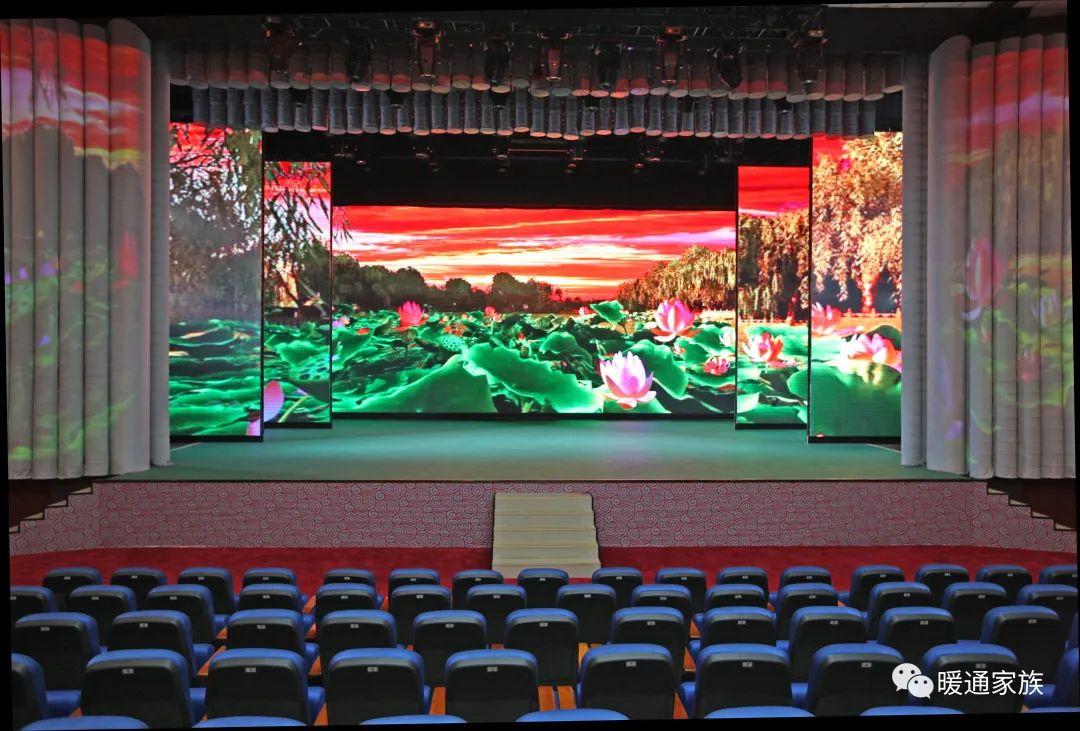 剧场等大空间空调负荷的特点和消声降噪设计