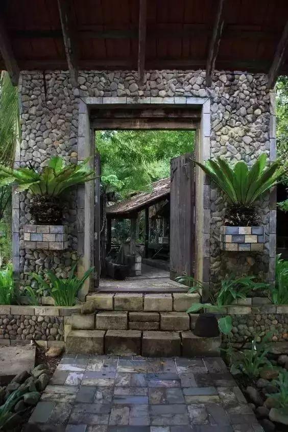园林景观实景图片1