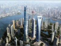 上海中心大厦,632米的高楼,BIM技术也是绝了