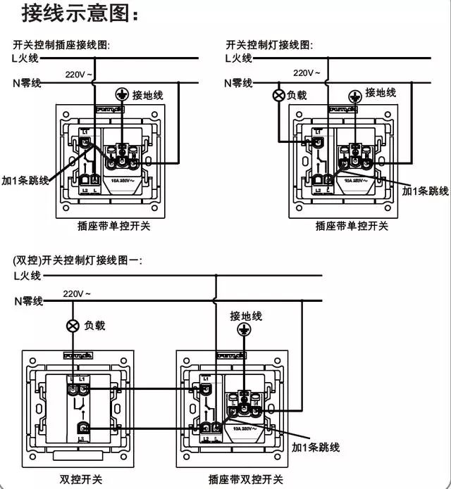 电气施工图图片2
