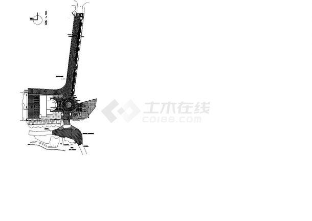 深圳市人民公园景观施工图全套-图一