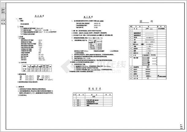 [北京]商业综合体暖通空调系统及动力站设计全套施工图(锅炉工艺系统 系统流程图多)-图一