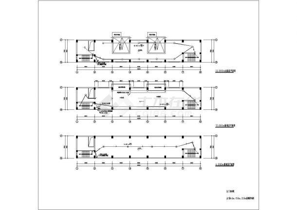某热电厂主厂房电气施工图设计-图一