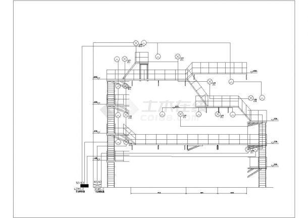 某热电厂主厂房电气施工图设计-图二