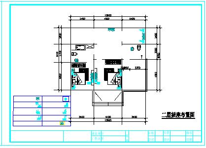 3层砖混结构农村自建房屋住宅全套cad设计图纸-图一