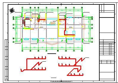 [广东]6万平污水处理厂建筑给排水及工艺全套设计cad图纸(CASS工艺)-图二