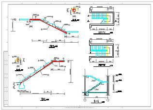 [山东]矿井水回用及污水处理工艺cad设计图-图一