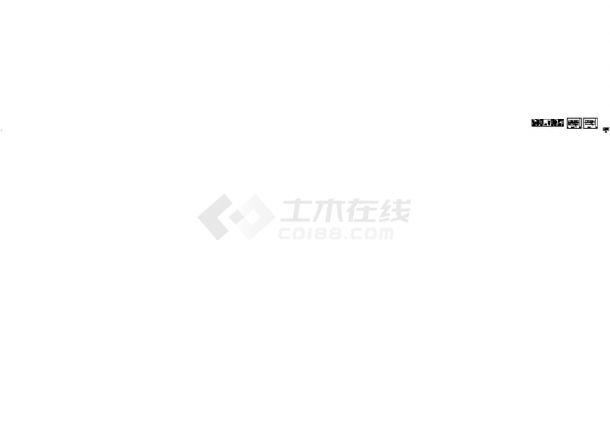[安徽]34层综合楼给排水施工图(太阳能 气体灭火)-图一