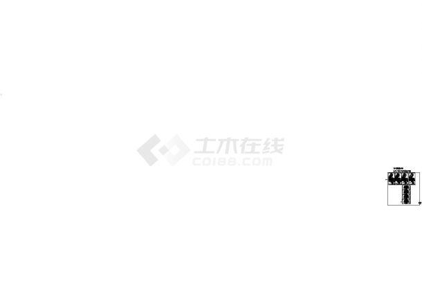 [安徽]34层综合楼给排水施工图(太阳能 气体灭火)-图二
