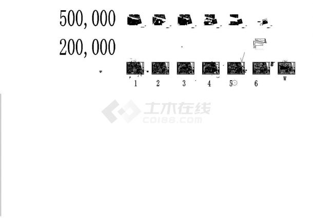 [上海]40层超高层综合楼给排水施工图纸(184米 游泳池 )-图二