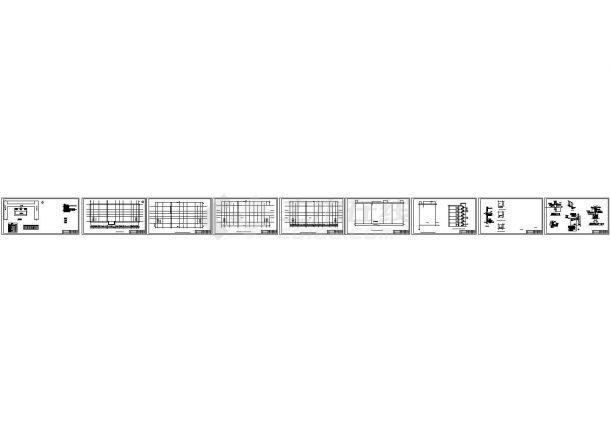 6474.13平米六层银行综合办公楼全套毕业设计(计算书、开题报告、实习报告、建筑、结构图)-图一