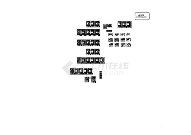 [苏州]洁净厂房暖通空调工程设计施工图(含设计说明)-图一