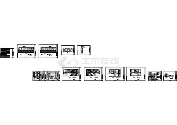 福建某69565.18㎡五层知名大学教学楼电气施工图纸(含计算书,设计说明)-图二