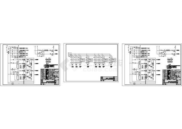 电气控制原理图-图一