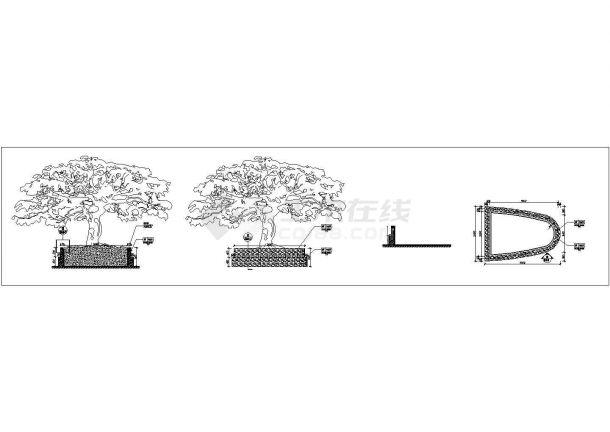 某大样CAD完整设计构造节点图合集-图一