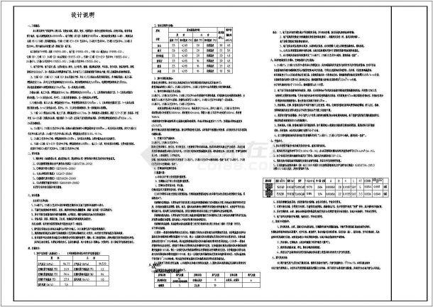 [四川]17万平商业城市综合体通风空调及防排烟系统设计施工设计cad图-图二