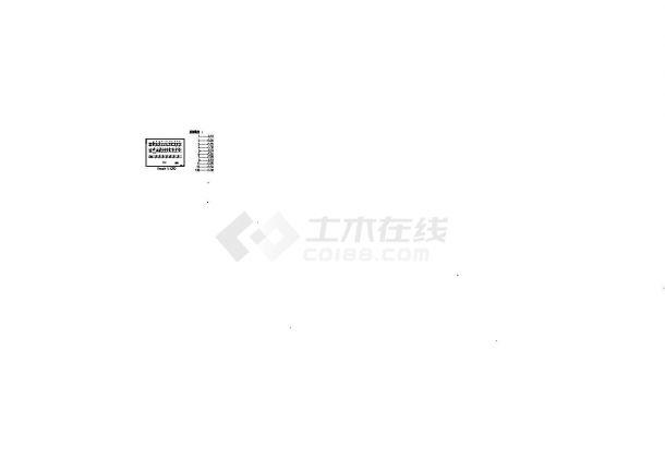 [北京]商业综合体暖通空调系统及动力站设计施工cad图(锅炉工艺系统 系统流程图多)-图一