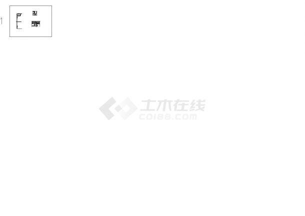 梁景华-新派泰式风格(珠海丽景湾)室内装修设计cad施工图-图一