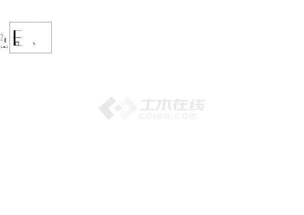 梁景华-新派泰式风格(珠海丽景湾)室内装修设计cad施工图-图二