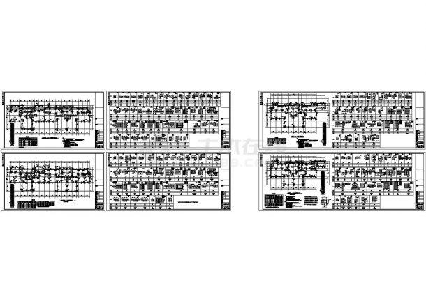 33层框支剪力墙住宅结构设计施工图-图一