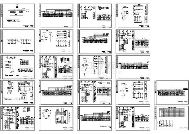 10kV变电所标准图.-图一